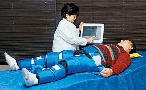 공기주머니로 다리 혈관 압박… 수술 않고 혈류 개선 - 당신의
