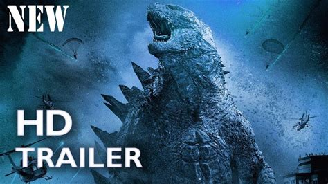 Godzilla King of the Monsters - Official Movie Trailer 1 HD ゴジラ | 영화