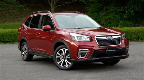 2019 Subaru Forester | Canadian Car Reviews | Driving