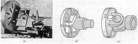 선반가공 - 선반의 부속장치