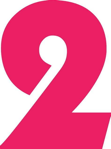 SVG > 2 두 숫자 - 무료 SVG 이미지 및 아이콘