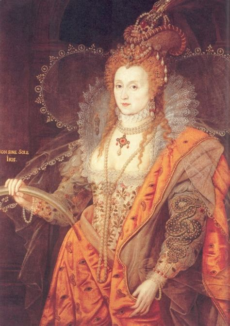 Queen Elizabeth I, Daughter of Henry VIII - King Henry