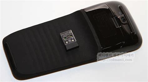 아크 터치 마우스 사용기 Arc Touch Mouse 단점 장점