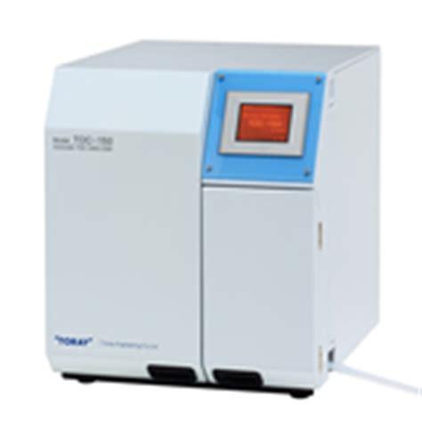 도레이 엔지니어링주식회사 | 수질분석계 | Lab용 총유기탄소