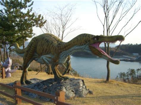 고성공룡박물관 공룡공원의 공룡들