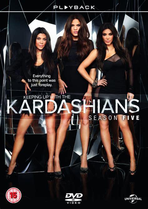 Keeping Up With The Kardashians - Season 5 DVD   Zavvi
