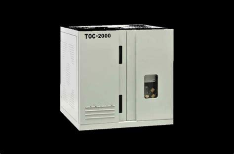 TOC(총유기탄소) 분석기