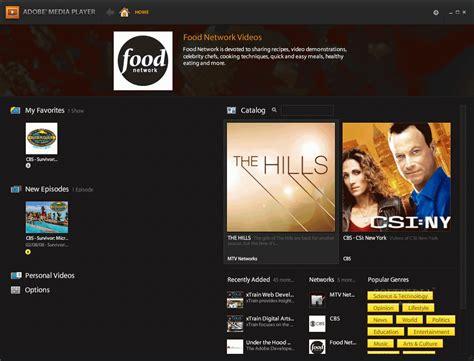 Download Adobe Media Player 1