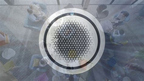 [SAMSUNG] 삼성 시스템에어컨 360카세트 (System airconditioner 360CST) - YouTube