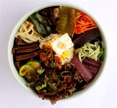 묵 비빔밥 > 묵 요리법   초림단지묵