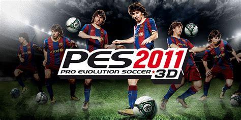 PES 2011 3D – Pro Evolution Soccer | Nintendo 3DS | Games