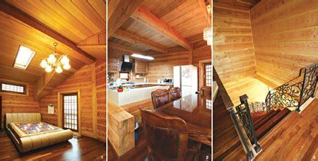 Country Home News :: [건강한 집] 집이 곧 자연인 노치 스타일의 명품