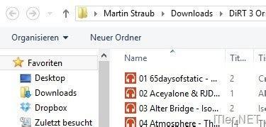 MP3 Tracks zusammenfügen – mp3DirectCut Anleitung