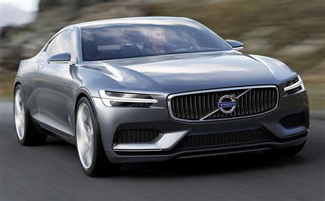 Volvo unveils new concept coupe at Frankfurt Motor Show | Digital Trends