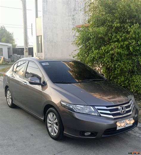 Honda City 2012 - Car for Sale Metro Manila