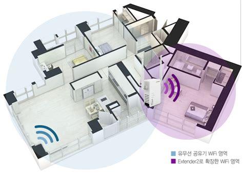 ipTIME 익스텐더2(Extender2), 무선랜(WiFi) 음영지역 해소 대만족