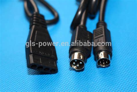 듀얼 출력 12v 5v 4 핀 Molex 커넥터 - Buy 듀얼 출력 어댑터 4 핀 Molex