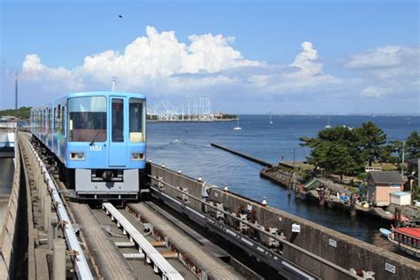 Tokyo Railway Labyrinth: Seaside Line, Access to the Urban