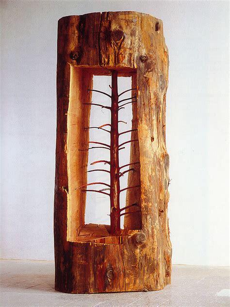 Young Tree Carved Inside Old Tree – BOOOOOOOM! – CREATE